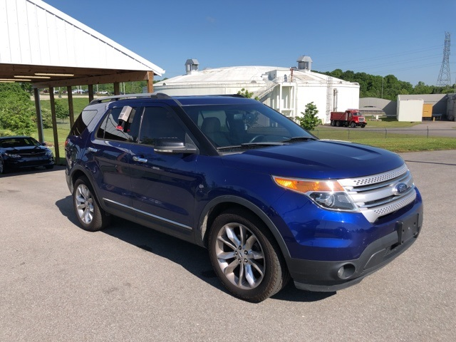 Certified Pre-Owned 2013 Ford Explorer XLT