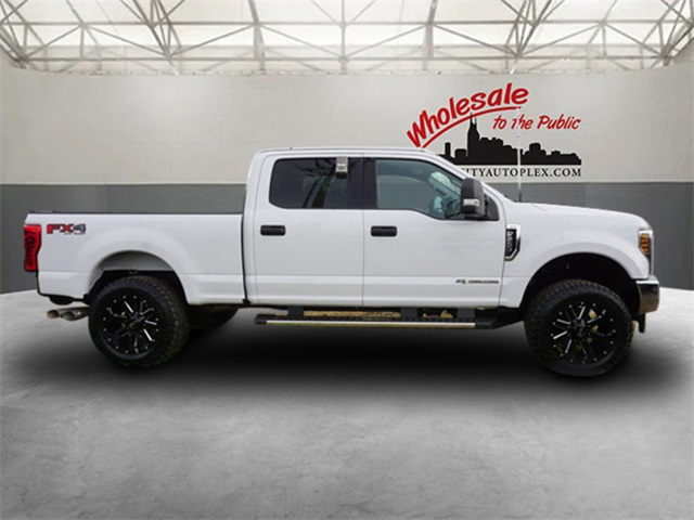 Certified Pre-Owned 2018 Ford F-250SD XLT