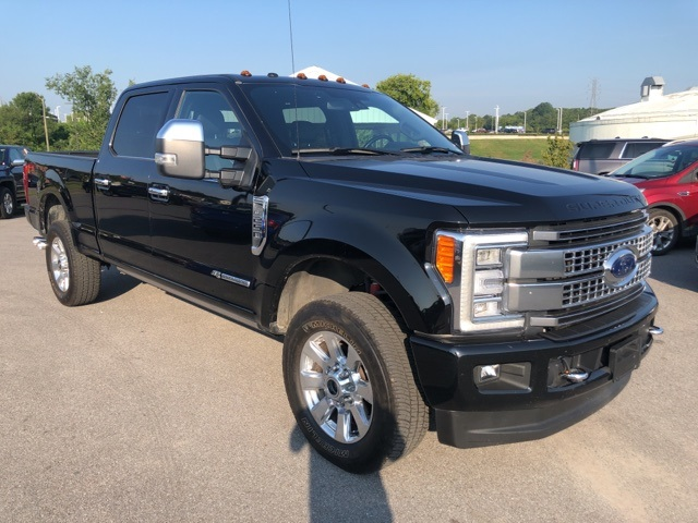 Certified Pre-Owned 2017 Ford F-250SD Platinum