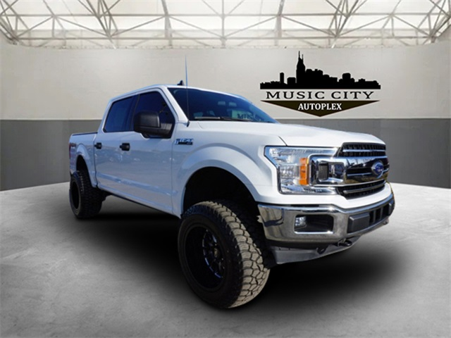 Certified Pre-Owned 2019 Ford F-150