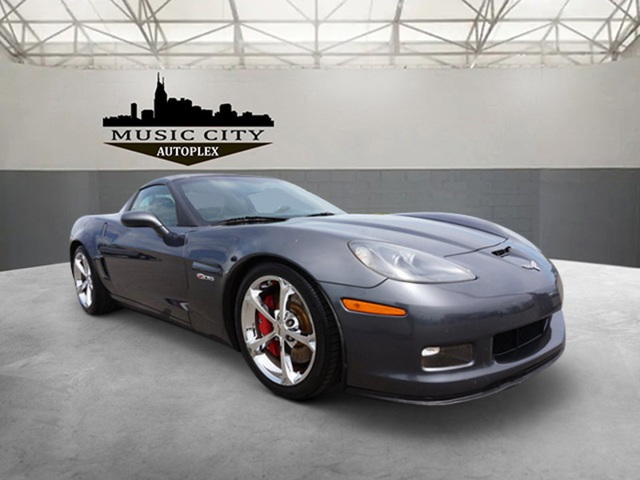 Certified Used 2013 Chevrolet Corvette Z06 RWD 2D Coupe