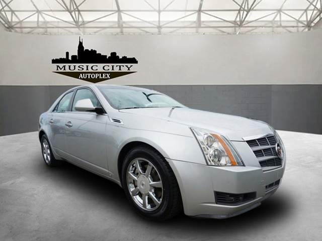 Certified Pre-Owned 2008 Cadillac CTS Base