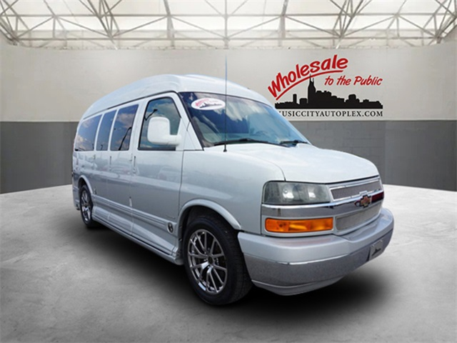 Pre-Owned 2013 Chevrolet Express 1500 Upfitter