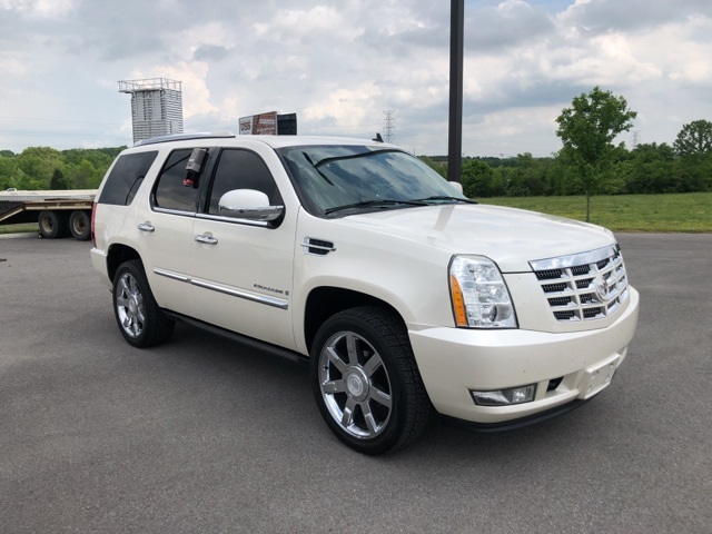 Certified Pre-Owned 2008 Cadillac Escalade Base