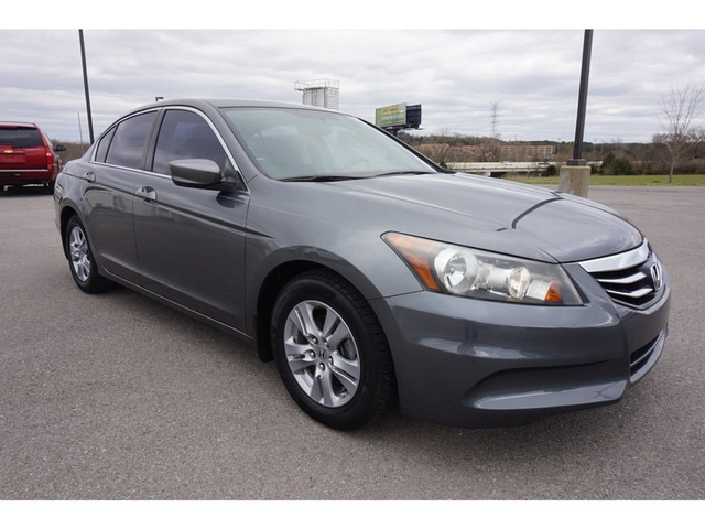 Certified Pre-Owned 2011 Honda Accord LX-P