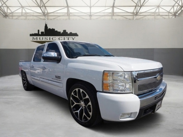 Certified Pre-Owned 2009 Chevrolet Silverado 1500 LT