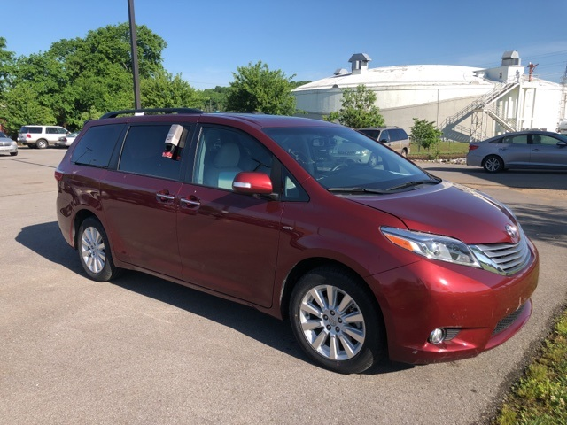 Certified Pre Owned 2016 Toyota Sienna Xle