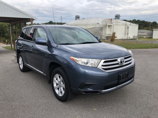 Certified Pre-Owned 2012 Toyota Highlander Base