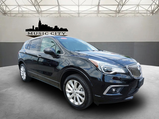 Certified Pre-Owned 2016 Buick Envision Premium II