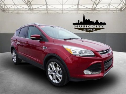 Certified Used 2014 Ford Escape Titanium FWD 4D Sport Utility