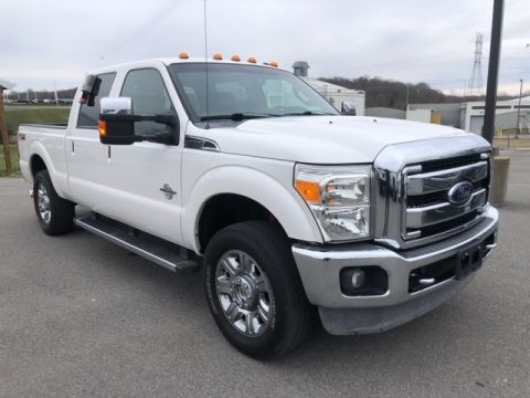Certified Pre-Owned 2014 Ford F-250SD Lariat