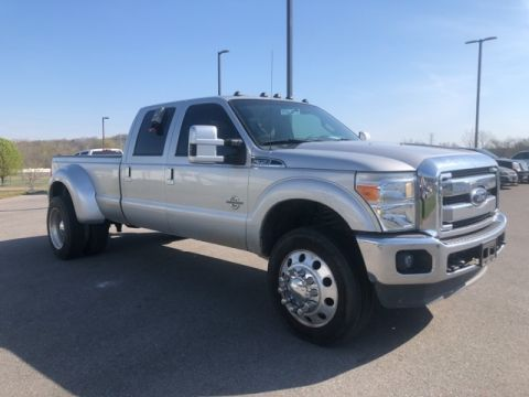 Certified Pre-Owned 2013 Ford F-350SD XLT