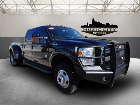 Certified Pre-Owned 2015 Ford F-350SD King Ranch