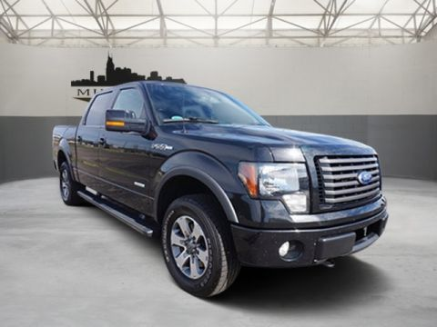 Certified Pre-Owned 2012 Ford F-150 FX4