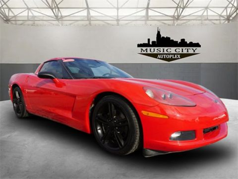 Certified Used 2008 Chevrolet Corvette Base RWD 2D Coupe