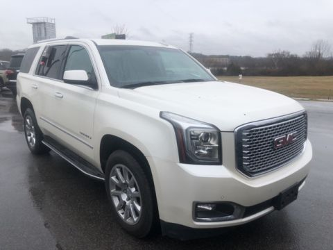 Certified Pre-Owned 2015 GMC Yukon Denali