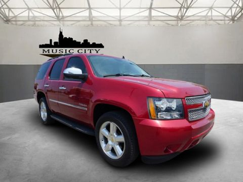 Certified Pre-Owned 2013 Chevrolet Tahoe LTZ