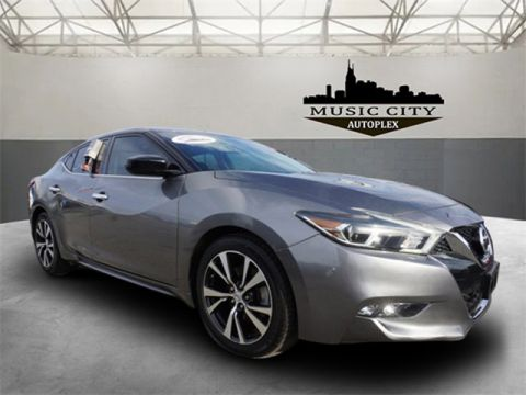 Certified Used 2017 Nissan Maxima 3.5 S FWD 4D Sedan