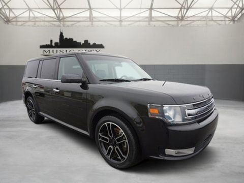 Certified Pre-Owned 2015 Ford Flex SEL