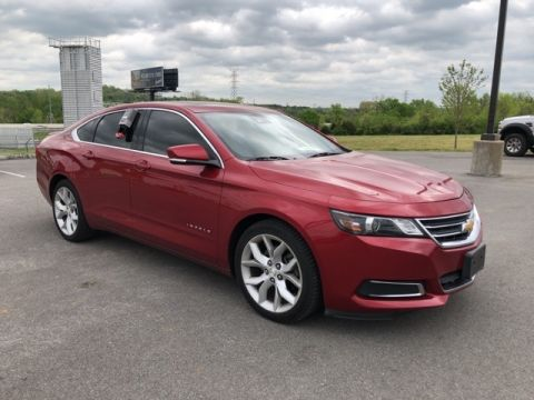 Certified Pre-Owned 2014 Chevrolet Impala LT