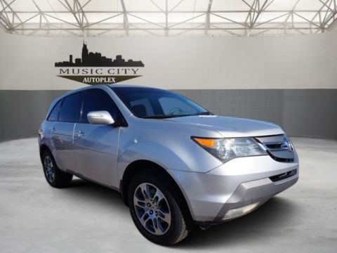 Certified Pre-Owned 2007 Acura MDX 3.7L