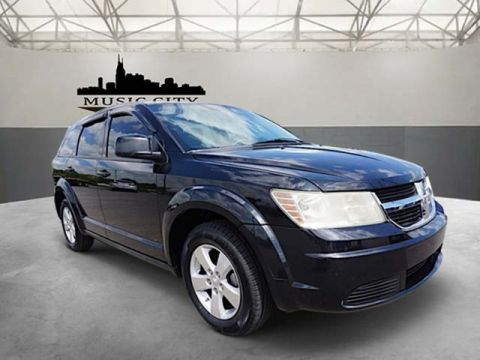 Certified Pre-Owned 2009 Dodge Journey SXT