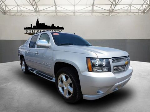 Certified Pre-Owned 2013 Chevrolet Avalanche 1500 LTZ