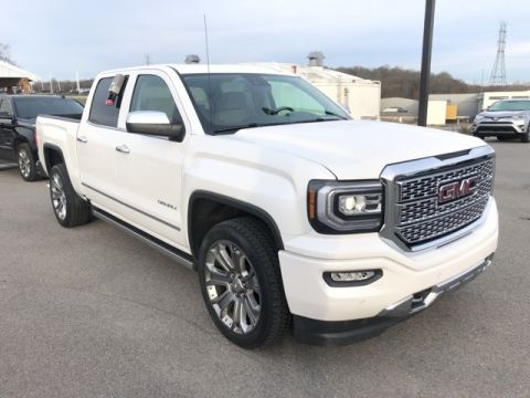 Certified Pre-Owned 2017 GMC Sierra 1500 Denali