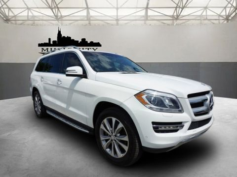 Certified Pre-Owned 2014 Mercedes-Benz GL-Class GL 450