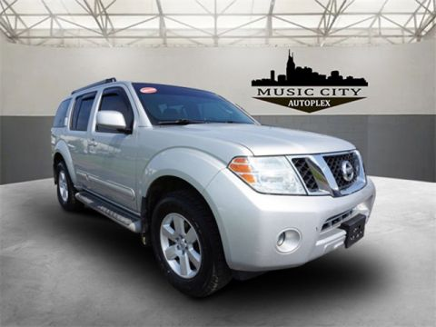 Certified Pre-Owned 2012 Nissan Pathfinder SV