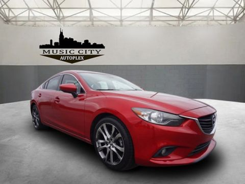 Certified Pre-Owned 2015 Mazda6 i Grand Touring
