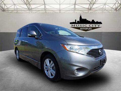 Certified Pre-Owned 2015 Nissan Quest 3.5 SL