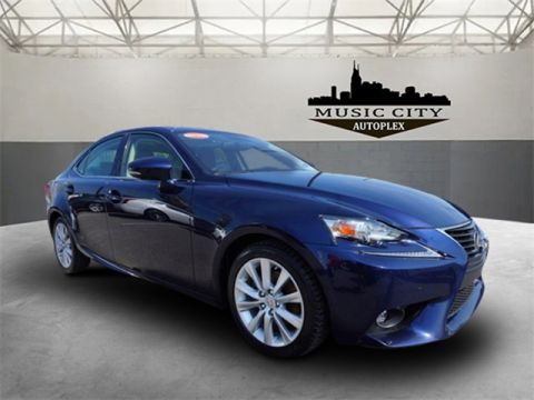 Certified Used 2015 Lexus IS 250 RWD 4D Sedan