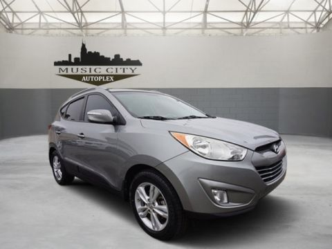 Certified Pre-Owned 2013 Hyundai Tucson GLS